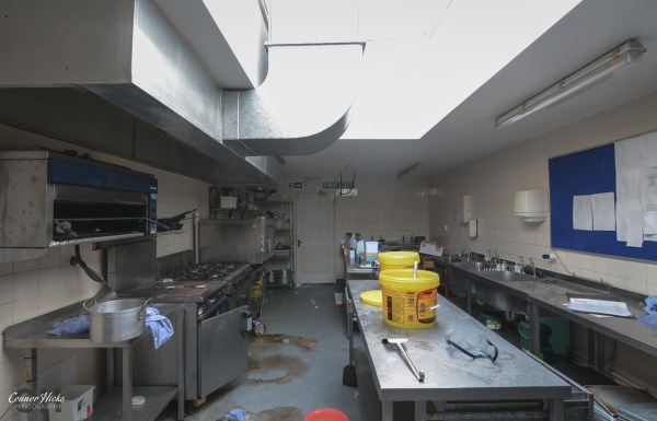 linford-care-home-urbex-kitchen
