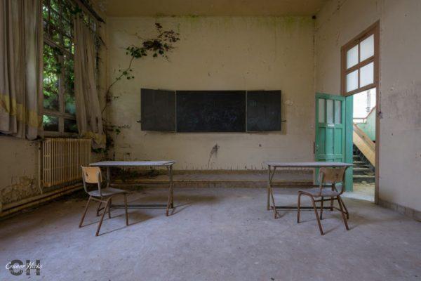 the-green-school-urbex-belgium