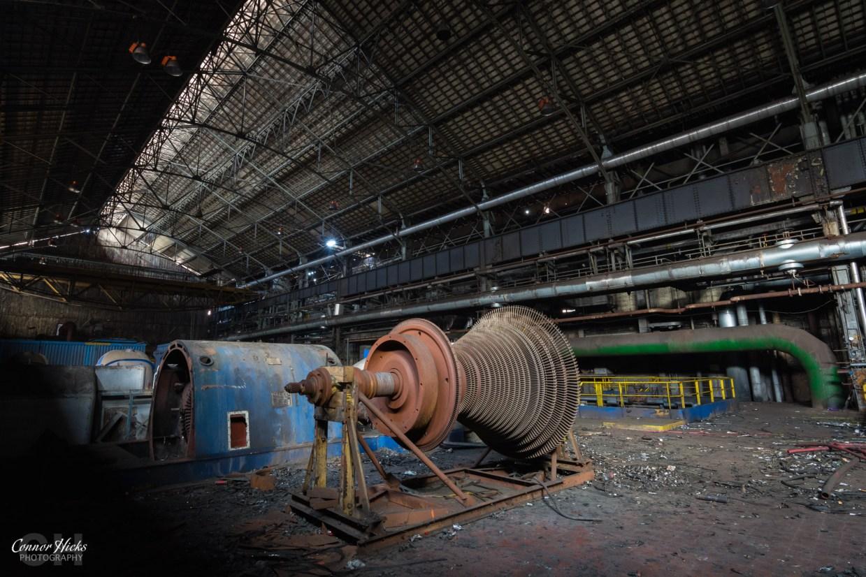 hfb belgium urbex turbine hall