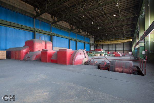turbine hall schneider