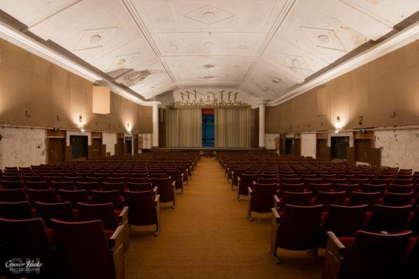 Haus Der Offiziere germany urbex theatre