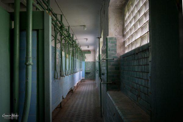 Haus Der Offiziere showers germany urbex