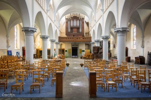 church urbex belgium urban exploraiton