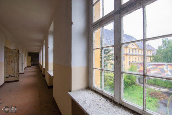 urbex germany Haus Der Offiziere