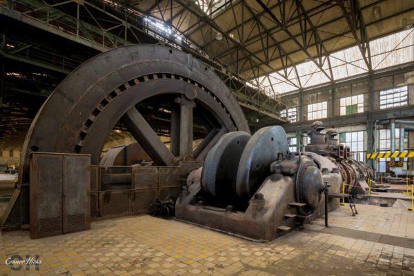 urbex luxembourg power plant x