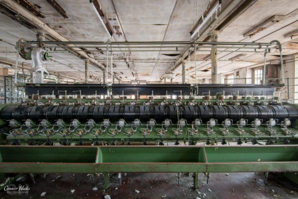 austria cotton mill