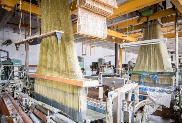 austria urbex cotton mill