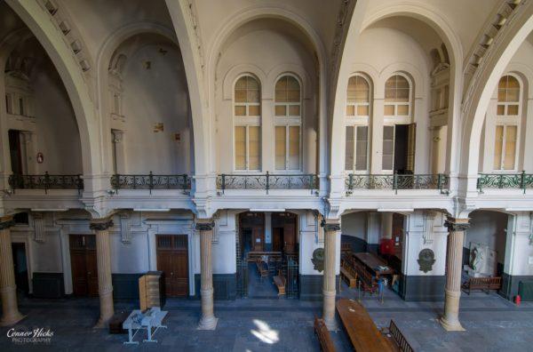 belgium urbex courthouse