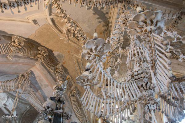 church of skulls czech
