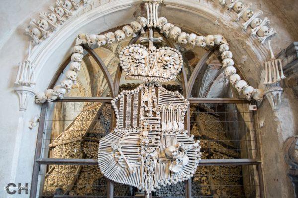 czech republic bone church