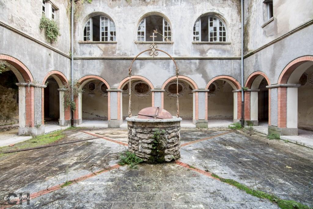 italy urbex Monastery SB 1024x683 Monastery SB, Italy