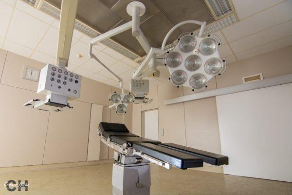 morbid hospital belgium urbex