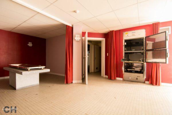 morgue belgium urbex