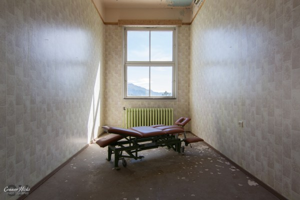 norway ward abandoned asylum