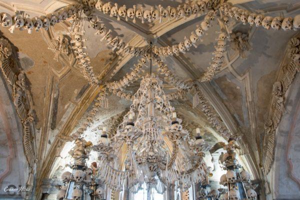 sedlec ossuary bone church czech