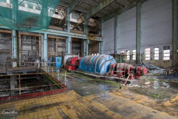 urbex hungary power station