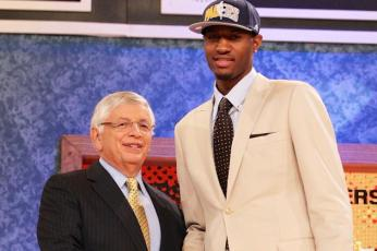 PG was drafted 10th overall in 2010