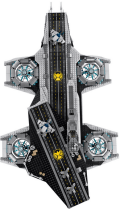 Lego Avengers Helicarrier 2