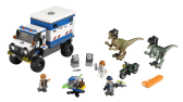 Lego Jurassic World Raptor Rampage