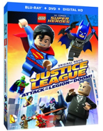 Lego Justice League: Attack of the Legion of Doom Movie