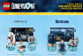 Lego Dimensions Doctor Who and Portal 2 Packs