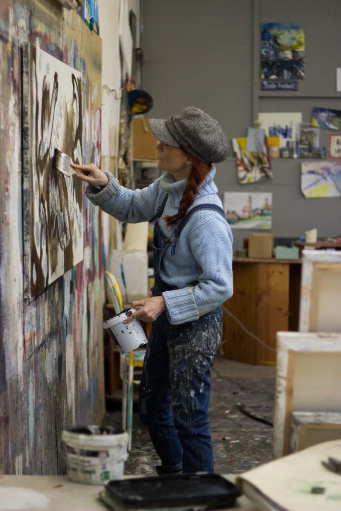 Jim Carrey Hat Eine Dokumentation Uber Seine Malerei Veroffentlicht Und Hat Direkt Einen Megastar Als Fan Musikexpress