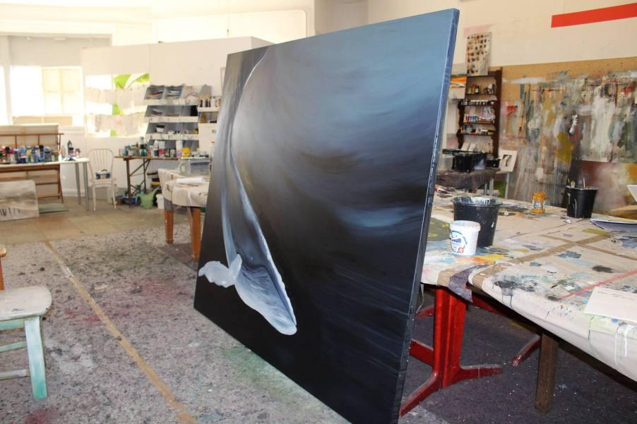Einblicke Ins Atelier Malerei