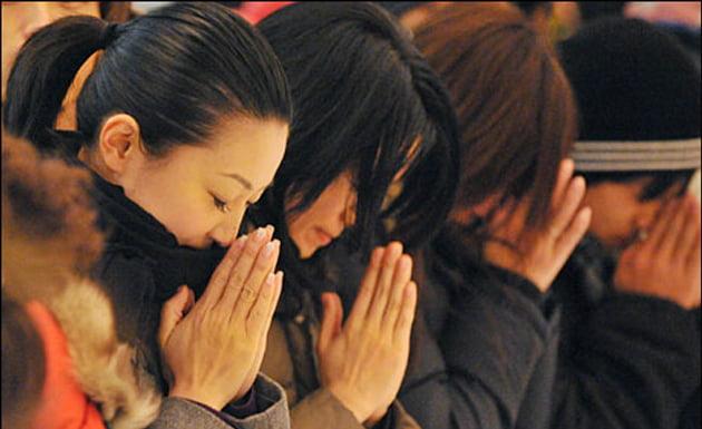 Religión en Japón