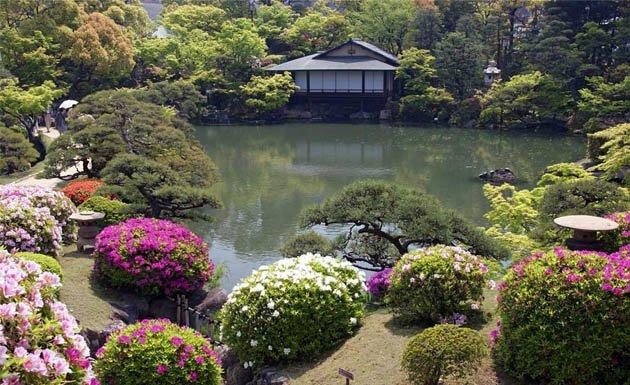 Sorakuen, Kobe
