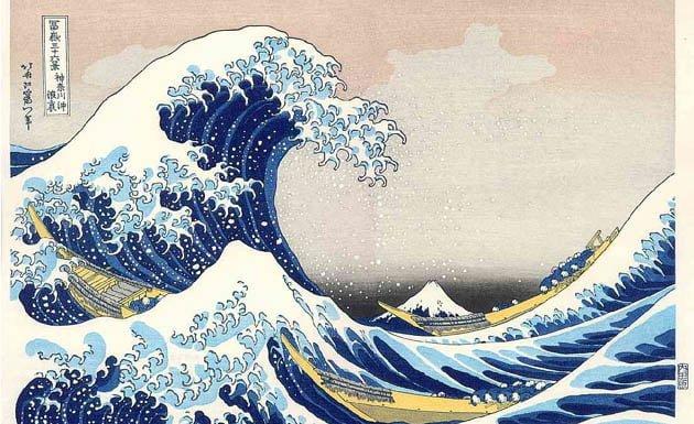 Ukiyo-e, estilo emblemático de la pintura japonesa