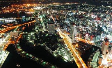 Nagasaki de noche