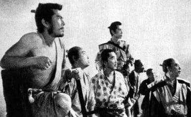 Siete samuráis