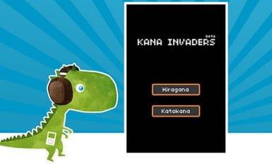 kana invaders