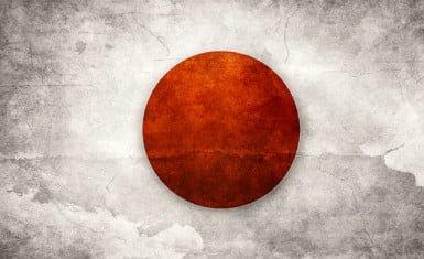Japan's flag