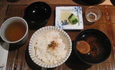 Kaiseki shokuji