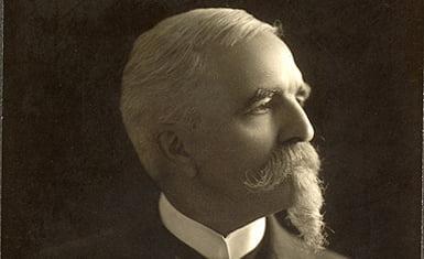 Retrato de Horace Wilson