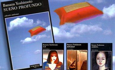 Libros de Banana Yoshimoto