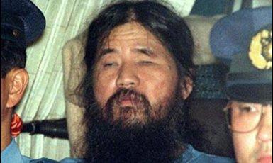 arresto de Shoko Asahara