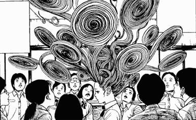 uzumaki - manga