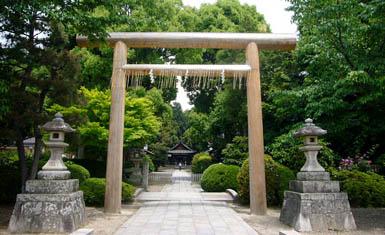 shinmei torii