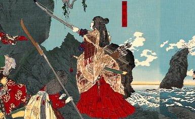 Emperadora Jingu