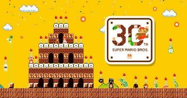 Super Mario 30 aniversario