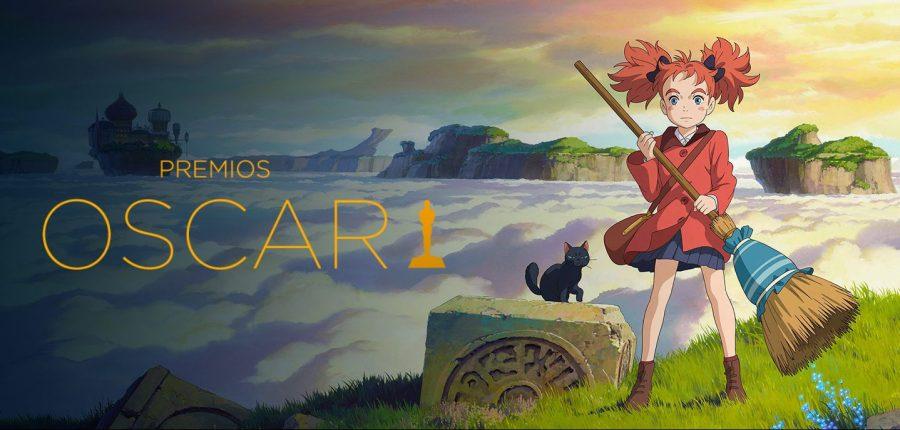 Animación japonesa en los Premios Óscar