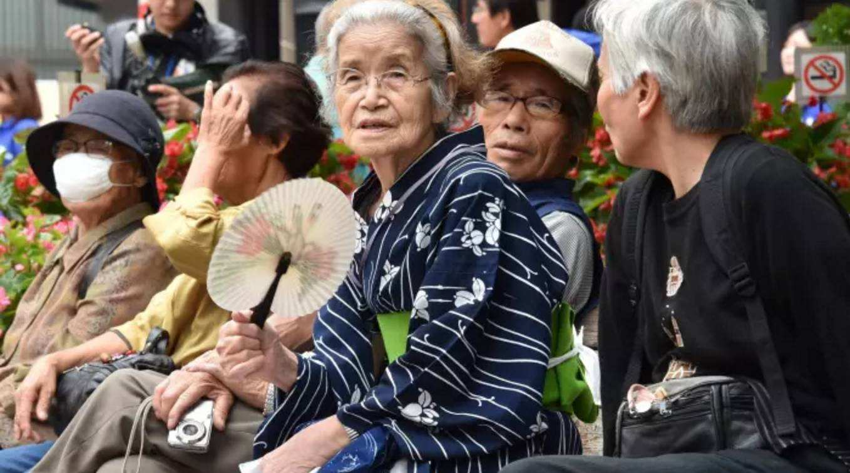 centenarios japoneses