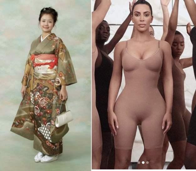 """Kim Kardashian intenta registrar """"kimono"""" como nombre de marca"""