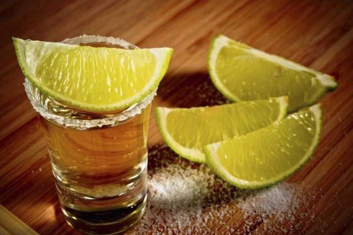 Comida Guadalajara tequila