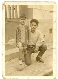 Juan Manuel Ortega García y Manolo García