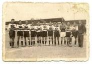 Hespérides en el desaparecido estadio Pepe Goncalvez