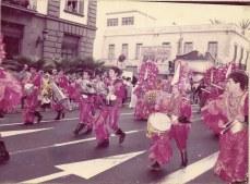 PAJARO DE FUEGO 1984