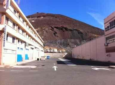 Canteras Zona El Sebadal, Volcán del Vigía II